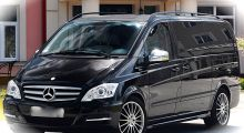 Mercedes-Benz Viano, 2010, черный