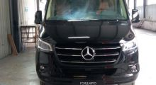 Mercedes-Benz Sprinter 519 2019, черный, 20 мест